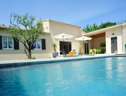 Holiday home with swimming pool in Provence.