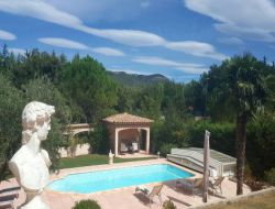 B&B with swimming pool in the Var, Provence.