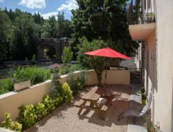 Holiday rental in the Pays Cathare, France. near Montazels