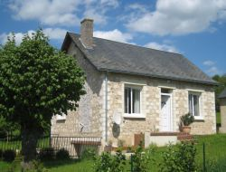 Holiday cottage close to the loire castles near Cheille