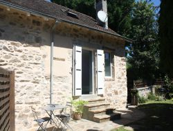 Holiday cottage in the Perigord, Nouvelle Aquitaine.