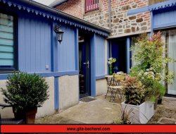 Holiday cottage in the center of Bretagne, France.