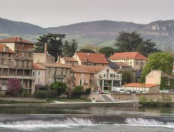 Holiday accommodation in Millau, south of France. near Verrieres
