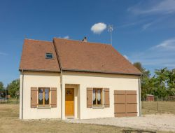 Holiday home near the zoo de Beauval in France. near Saint Julien sur Cher