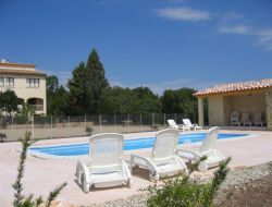 Holiday rental with swimming pool in the Gard.