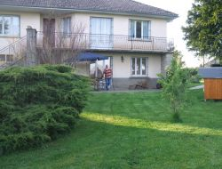 Holiday rental in Auvergne, France.