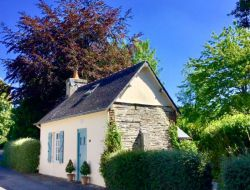 Holiday cottage in the Cotes d'Armor, Bretagne. near Cleguerec