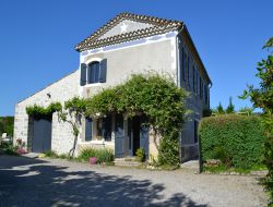 Big holiday home in the Gard, Languedoc Roussillon. near Crespian