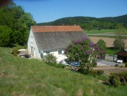 Holiday cottage in the Vosges, in Lorraine.