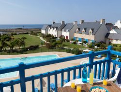 Seaside holiday rentals in the south Finistere, Brittany. near Pont l Abbe