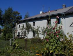 Holiday rental in the Jura, France. near Les Molunes