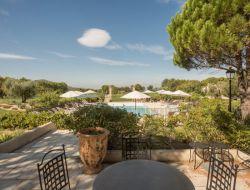 Vacances a l'hotel a Mallemort en Provence
