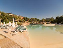 Village vacances près de St Tropez, Côte d'Azur.