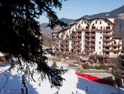 Hébergements de vacances à La Tania Courchevel.