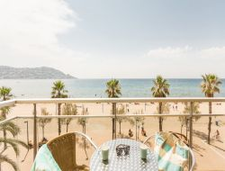 Seaside holiday accommodation in Catalonia, Spain.