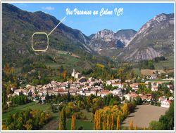 Gîte de caractère dans la Drôme.