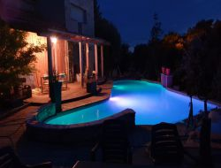 Holiday rental with swimming pool in Ardeche. near Saint Jean de Maruejols