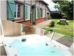 Gîte de charme avec spa en Seine Maritime