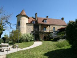 Location d'un manoir en Dordogne