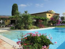 Holiday accommodation on the Côte d'Azur in France. near Juan les Pins