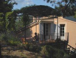 Gite avec piscine chauffée dans la Drôme