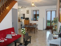 Holiday home close to the Mont St Michel near Saint Georges de Grehaigne