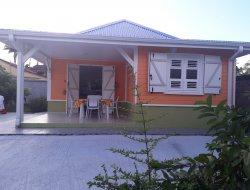 Maison de vacances au Lamantin en Martinique.