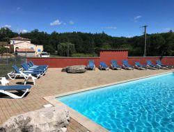 Village de vacances à Saint Alban Auriolles en Ardeche