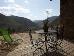 Charming holiday rental in Aveyron, Midi Pyrenees. near Verrieres