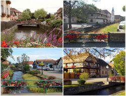 Gîte de charme à louer en Alsace.