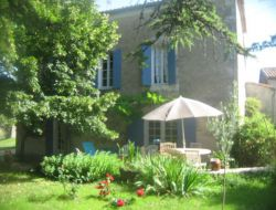 Holiday cottage near Bergerac in Aquitaine, France. near Riocaud