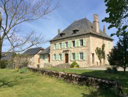 Large holiday home in Correze, Limousin. near Prudhomat
