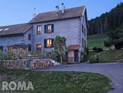 Holiday rental in Gerardmer, France.
