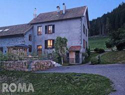 Grand gite a louer dans les Vosges.