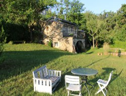 Accommodation for a group in the Drome, France. near Manas