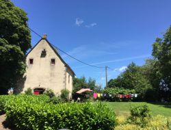 Large holiday home in Auvergne, France. near Saint Sulpice