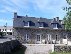 Seaside holiday home in north Bretagne, France. near Pléboulle