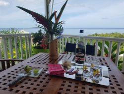 Location avec vue mer en Guadeloupe.