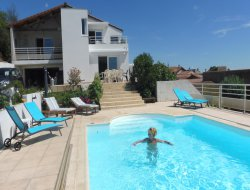 B&B for naturist in Auvergne, France near Neschers