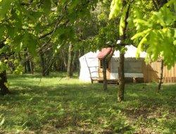 Séjour insolite en yourte en sud Gironde.