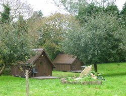 Unusual stay in Bretagne, France near Plougonven