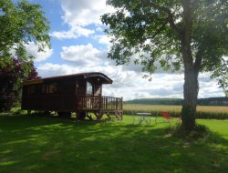 Unusual holiday accommodation near Blois and Chambord in France. near La Ferté Beauharnais