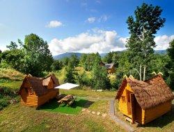 Location de cabanes insolites en Ariège.