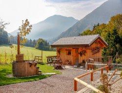 Hébergements insolites a louer en Haute Savoie.