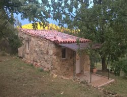 Unusual cottage in the Var, Provence. near Andon
