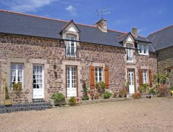 Holiday home near St Malo in Northern Brittany. near Pledeliac