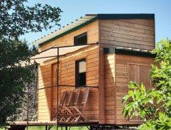Location d'une Tiny House dans le Vaucluse