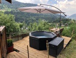 Chalet avec spa privatif à St Gervais les Bains