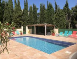 Holiday homes with pool in Carcassonne, France. near Villarzel du Razès
