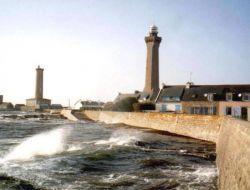 Gite face a la mer pointe Bretonne